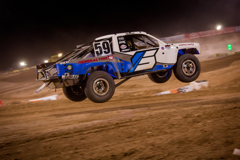 Jimmy Weitzel, General Tire, Simon Performance Technology, FOX, SDG Shocks, Dynamic Manufacturing, Weitzel Motorsports