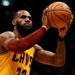 LeBron's Bizarre, Rim-Rattling Struggles From the Line