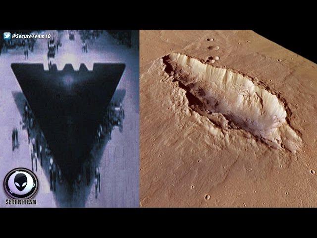 "MYSTERY Space ""Crash Sites"" Proof Of Ancient Alien War? 3/14/17 secureteam10 secureteam10  Sddefault"