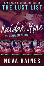 Kaidan Stone: The Complete Series by Nova Raines