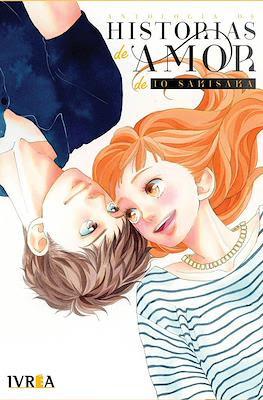 Antología de historias de amor (Rústica con sobrecubierta)