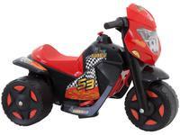 Moto Elétrica Infantil Ban 2 Marchas 6V