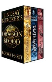 Dragon Blood: Books 1–3 by Lindsay Buroker