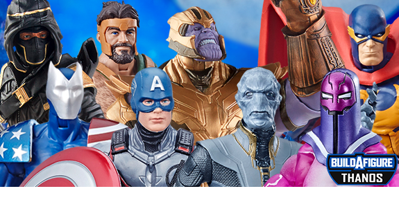 Avengers: Endgame Marvel Legends Wave 1