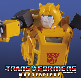 TRANSFORMERS MP-45 BUMBLEBEE