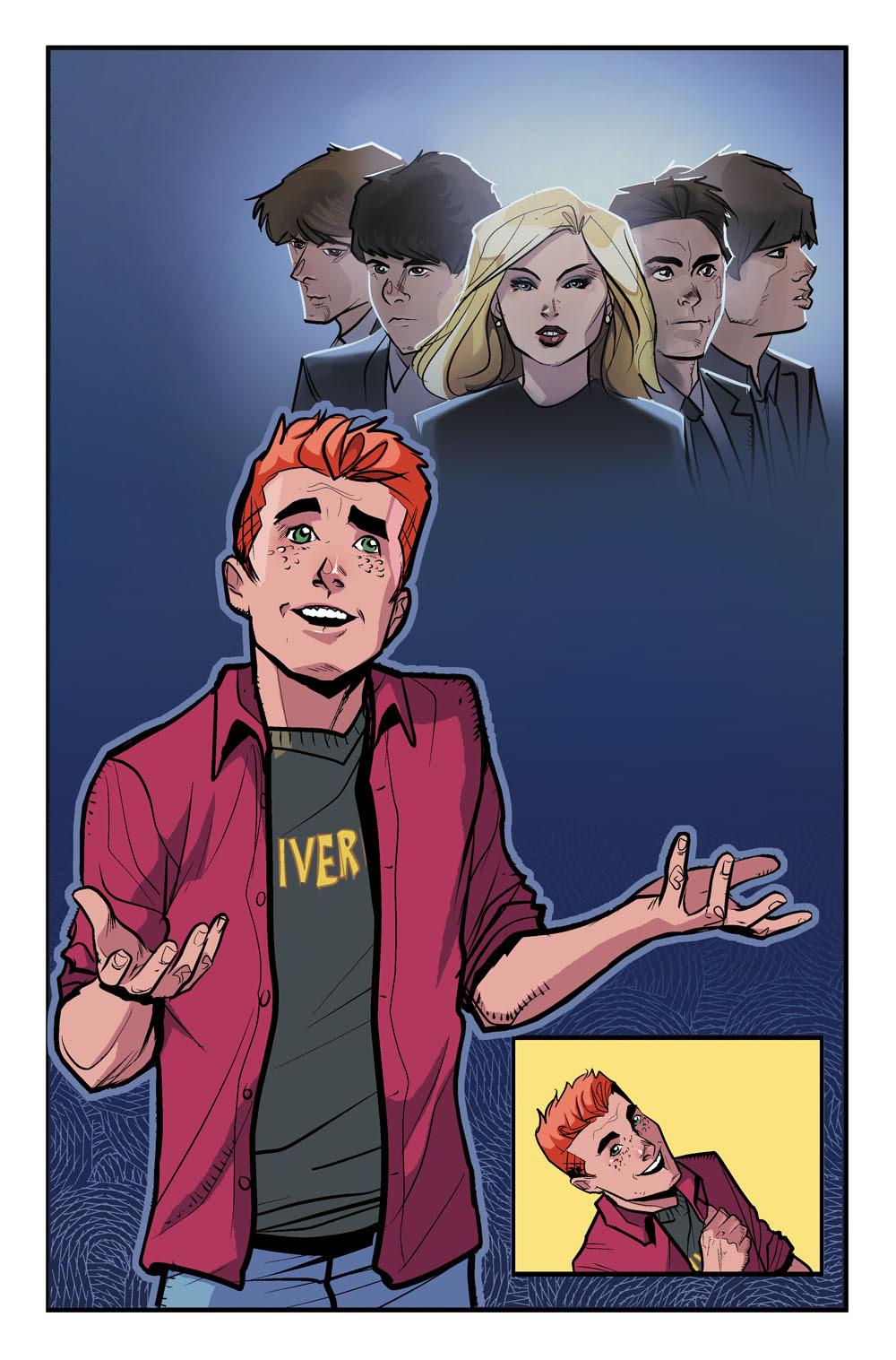 The Archies #6 02