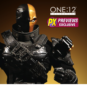 DC ONE:12 COLLECTIVE DEATHSTROKE EXCLUSIVE