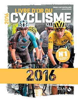 Couverture : Livre d'or du cyclisme 2016