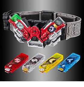Kamen Rider Complete Selection Modification