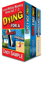 Laurel McKay Mystery Series: Vol. 1–3 by Cindy Sample