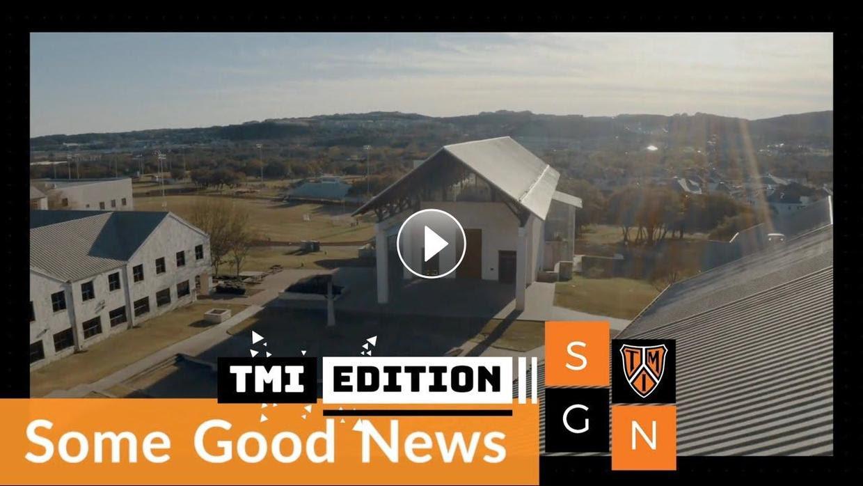 Some Good News – TMI Edition