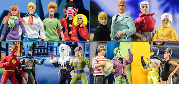FIGURES TOY COMPANY RETRO FIGURES