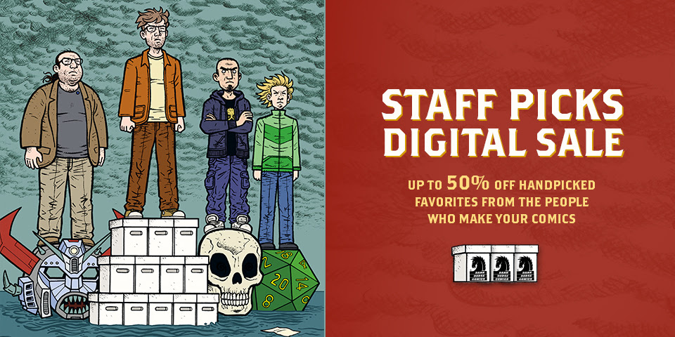 Staff Picks Digital Sale