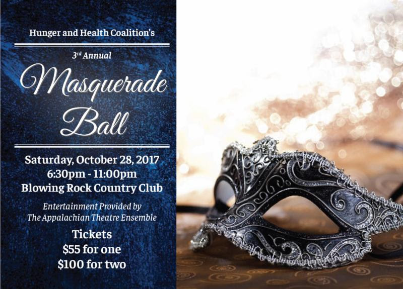Hunger and Health Coalition Masquerade Ball