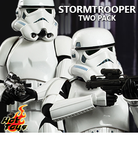 HOT TOYS STORMTROOPER TWO PACK