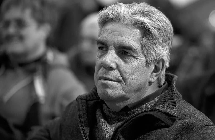 Luis Puig. Foto: Nicolás Celaya (archivo, julio de 2014)