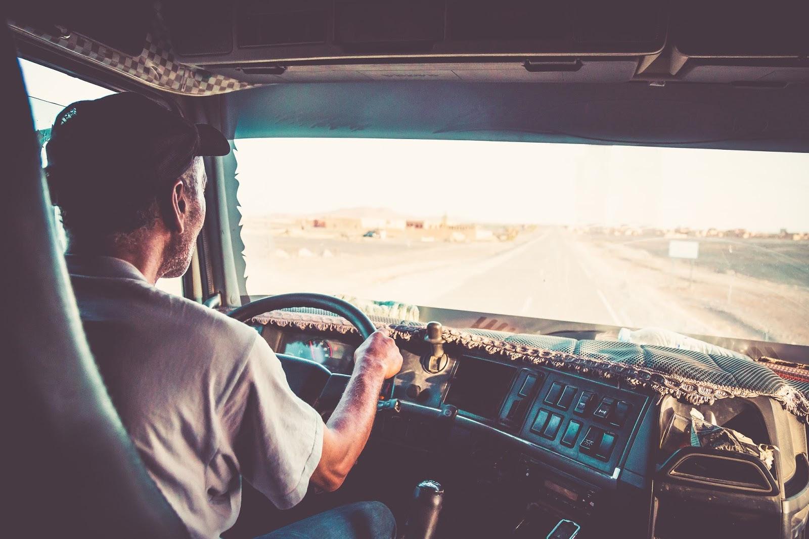 Как найти надежного водителя?