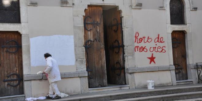 La sénatrice du Gard, Vivette Lopez, inquiète pour la sécurité de la communauté chrétienne