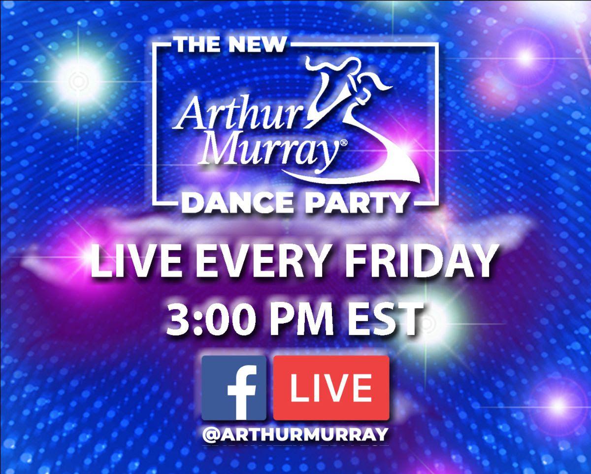 Arthur Murray Virtual Dance Party