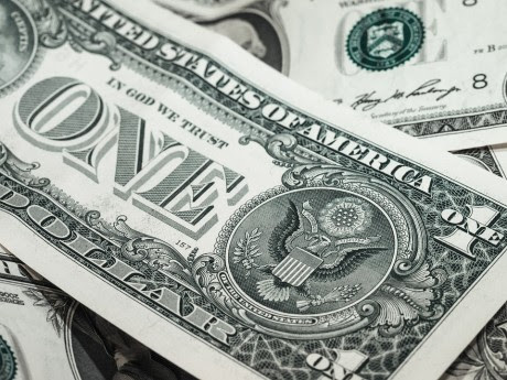 money-one-dollar-bills-public-domain