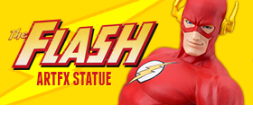 THE FLASH 1/6 SCALE ARTFX STATUE