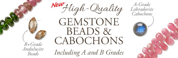 New Gemstone Beads