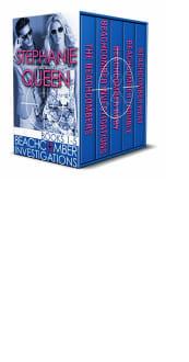 Beachcombers Investigations: 4-Book Set