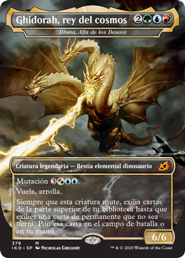 Ghidorah, rey del cosmos