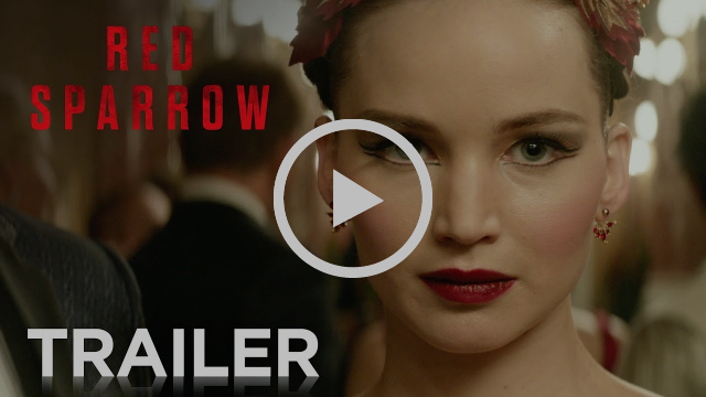 Red Sparrow | Trailer Ufficiale #2 HD | 20th Century Fox 2018