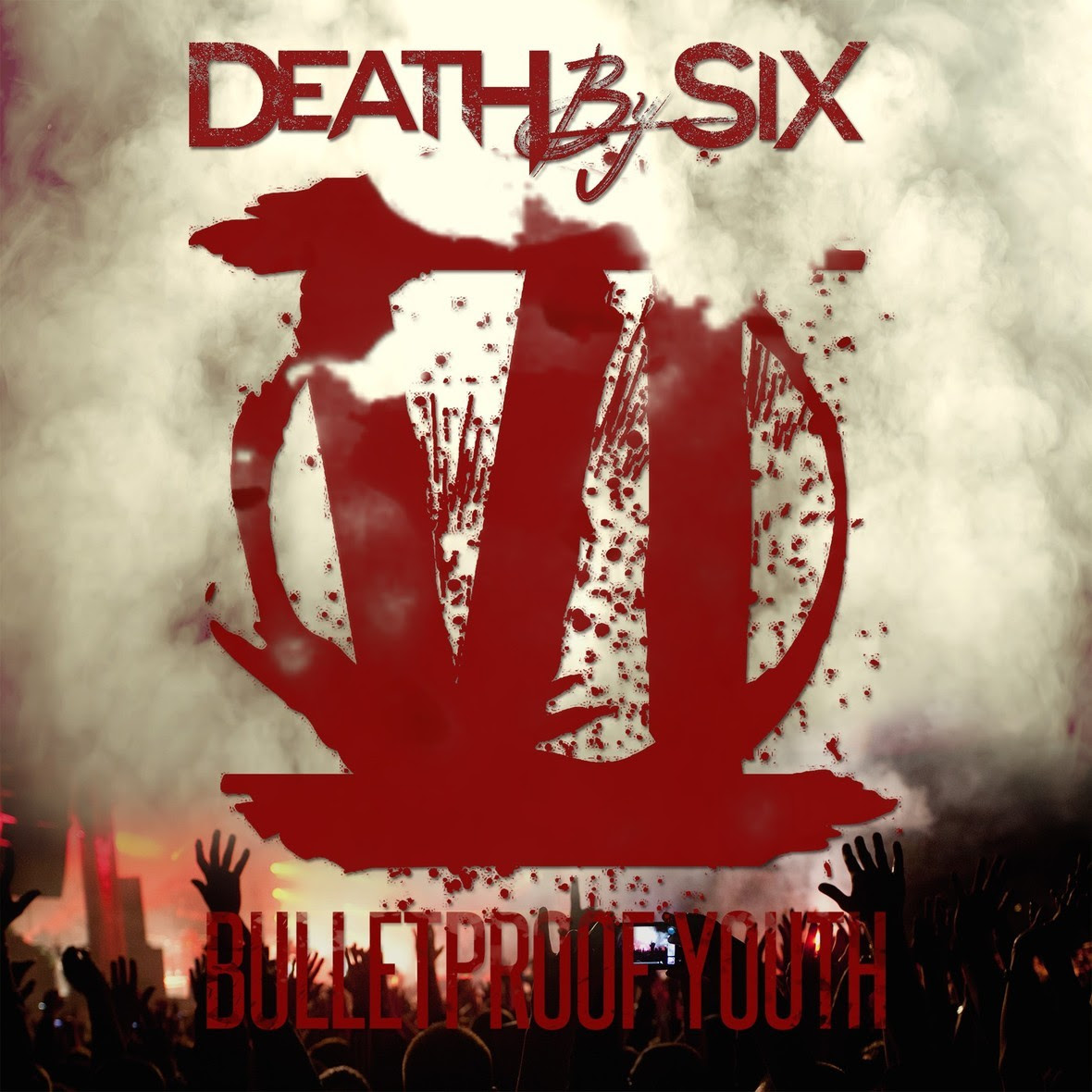 death by six cover art