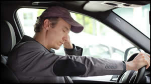 Among U.S. drivers aged ≥18 years, 4.0% report falling asleep at the wheel in the previous 30 days.