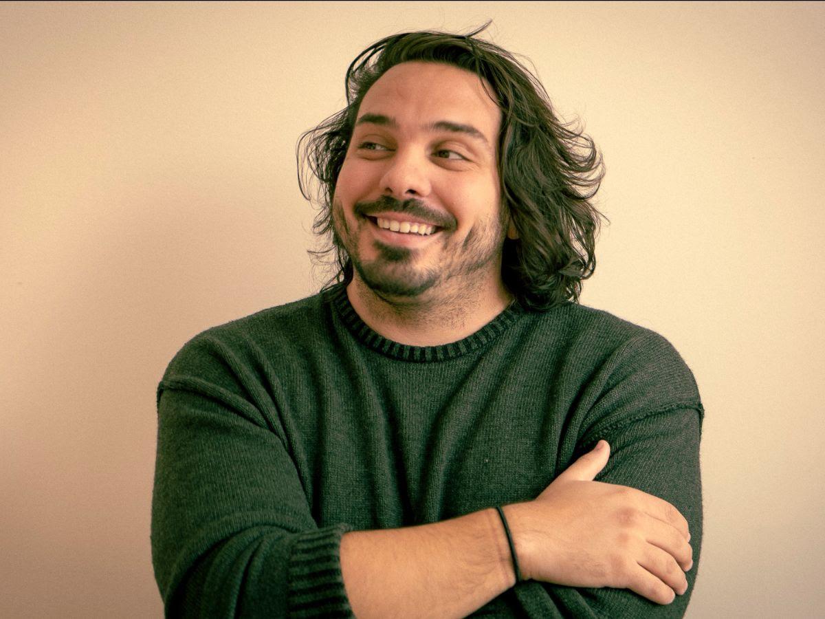 Headshot of artist Brad Costa