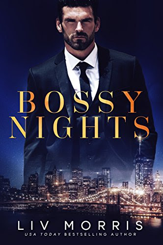 Cover for 'Bossy Nights'