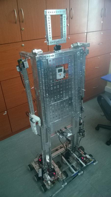Vlad-humanoid robot