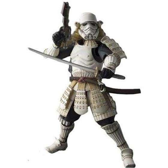 Image of Star Wars Mei Sho Movie Realization Ashigaru Stormtrooper Figure