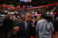 Corey Lewandowski, the former campaign manager for Donald J. Trump, at the Republican National Convention in Cleveland last month.