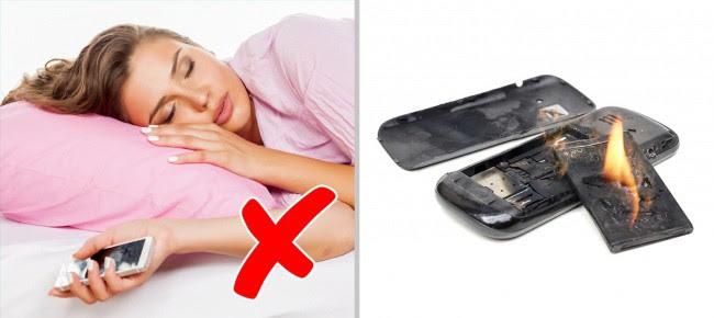 Khoa học khuyến cáo 10 vị trí không để điện thoại di động - Ảnh 10.