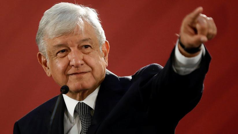López Obrador anuncia un