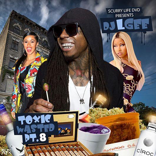 web mixtape djlgee TW8