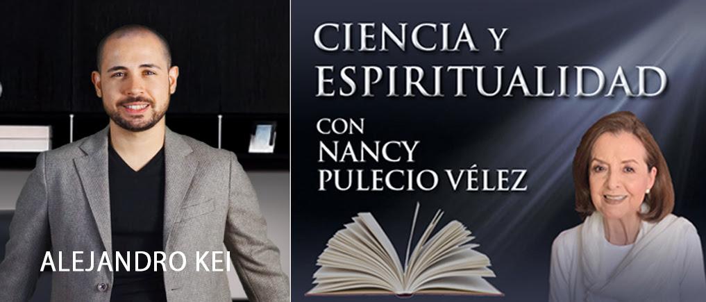 Alex Kei en Ciencia y Espiritualidad