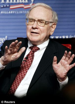 Warren Buffet's Giving Pledge was inspired by Feeney