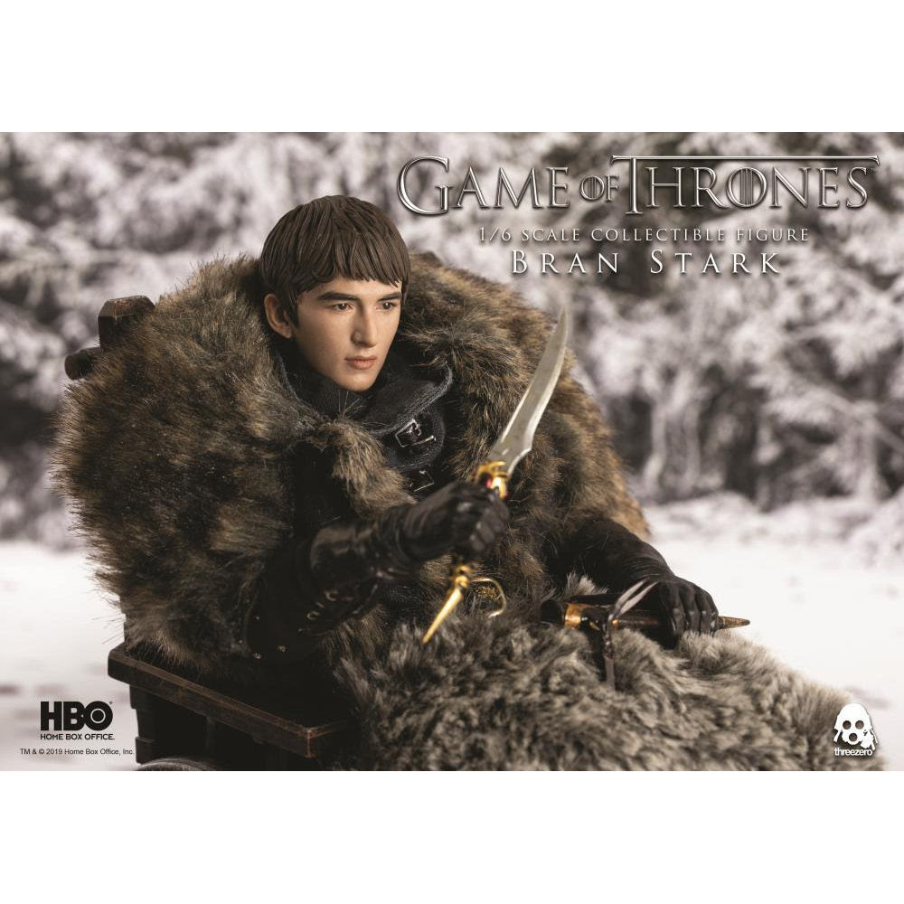 Image of Game of Thrones Bran Stark 1/6 Scale Figure - Q1 2020