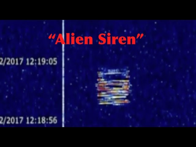 """Strange Disturbance - Upper Atmosphere - """"Alien Siren""""  Sddefault"""