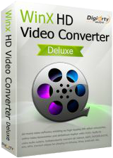 WinX HD Video Converter Deluxe 5.10 Giveaway