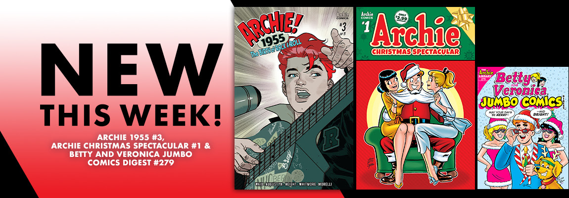 Get this week's new releases!