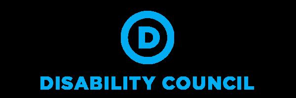 DNC Disability Council Logo