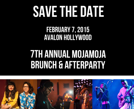 MojaMoja 7th Annual Brunch