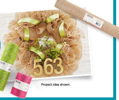 Project idea shown.