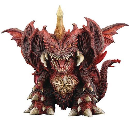 Image of Godzilla x Destroyah DeFo Real Destroyah Soft Vinyl Statue - APRIL 2020