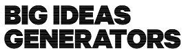 Big Ideas Generators logo small